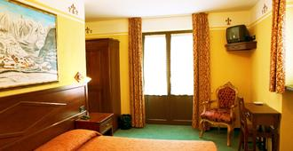 Stella del Nord - Courmayeur - Bedroom