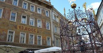 Hotel Rott - Prague - Building