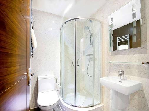 Queens Park Hotel - London - Bathroom