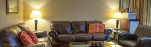 Sunbridge Hotel & Conference Centre Downtown Windsor - Windsor - Living room