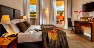 Hotel San Paolo Roma - Rome - Bedroom