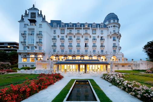 Eurostars Hotel Real - Santander - Building