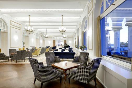 Eurostars Hotel Real - Santander - Lounge