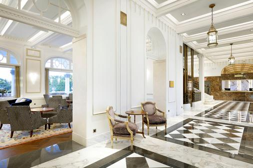 Eurostars Hotel Real - Santander - Lobby