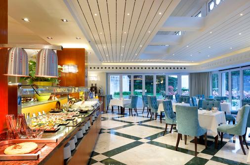 Eurostars Hotel Real - Santander - Buffet