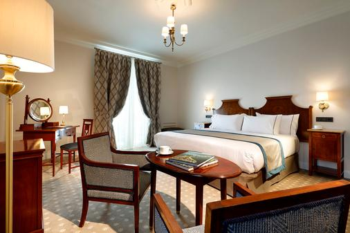 Eurostars Hotel Real - Santander - Bedroom
