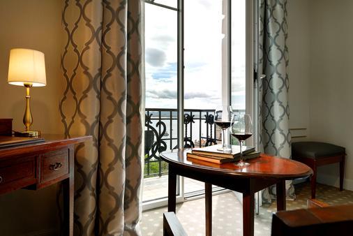 Eurostars Hotel Real - Santander - Balcony