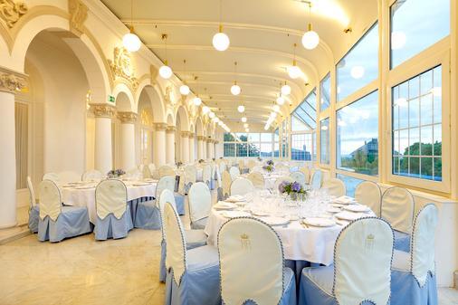 Eurostars Hotel Real - Santander - Banquet hall