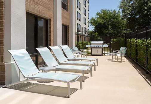 SpringHill Suites by Marriott Austin South - Austin - Patio