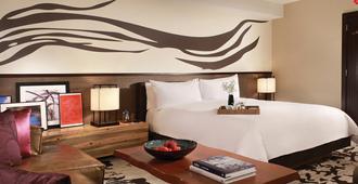 Nobu Hotel at Caesars Palace - Las Vegas - Bedroom