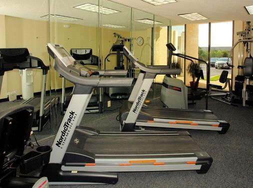 Riverwalk Inn & Suites - Myrtle Beach - Gym