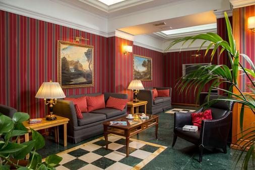 Hotel Morgana - Rome - Lobby