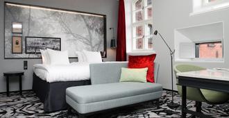 Hotel Katajanokka - Helsinki - Bedroom