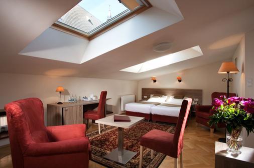 Hotel Santi - Krakow - Living room