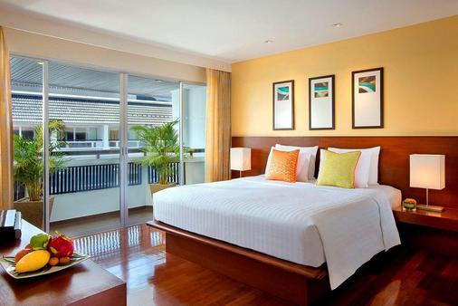Swissôtel Resort Phuket Patong Beach - Phuket City - Bedroom