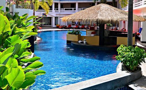 Swissôtel Resort Phuket Patong Beach - Phuket City - Bar