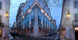 Lisboa Carmo Hotel - Lisbon - Building