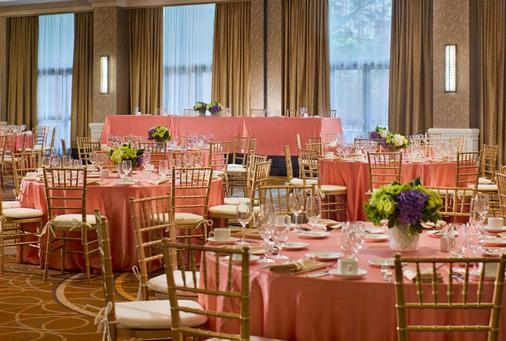 Sheraton Boston Hotel - Boston - Banquet hall
