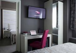 Smart Hotel - Rome - Bedroom
