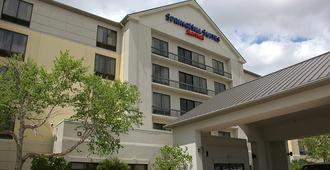 SpringHill Suites by Marriott Houston Hobby Airport - Houston - Building