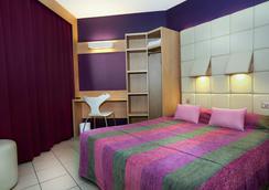 Hotel Espace Cité - Carcassonne - Bedroom
