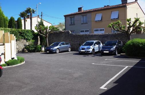 Hotel Espace Cité - Carcassonne - Parking