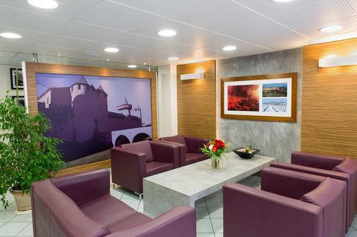 Hotel Espace Cité - Carcassonne - Living room