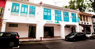 Hotel Nuve - Singapore - Building