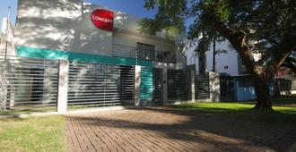 Concept Design Hostel & Suite - Foz do Iguaçu - Building
