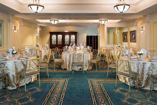 Phoenix Park Hotel - Washington - Banquet hall