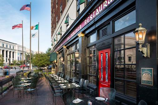 Phoenix Park Hotel - Washington - Patio