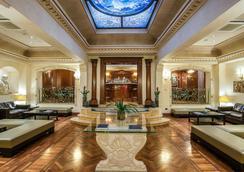 River Palace Hotel - Rome - Lobby