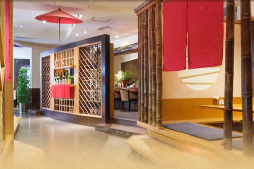 Shibuya Creston Hotel - Tokyo - Restaurant