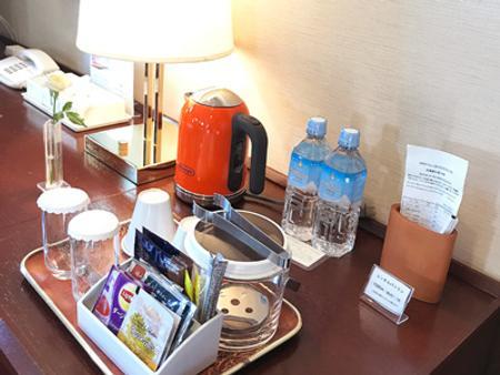 Shibuya Creston Hotel - Tokyo - Room amenity