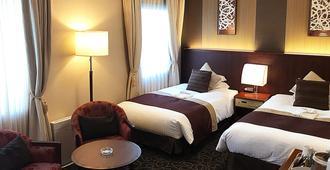 Shibuya Creston Hotel - Tokyo - Bedroom
