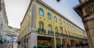 Hotel Inn Rossio - Lisbon - Building