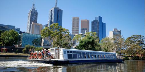 Atlantis Hotel, Melbourne - Melbourne - Outdoor view
