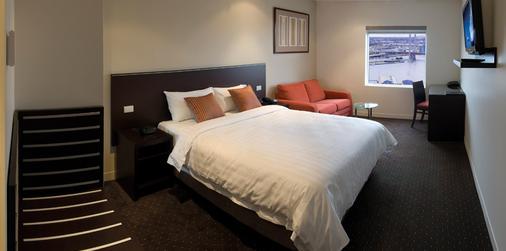 Atlantis Hotel, Melbourne - Melbourne - Bedroom