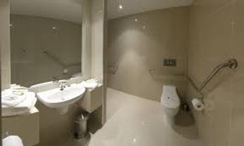 Atlantis Hotel, Melbourne - Melbourne - Bathroom