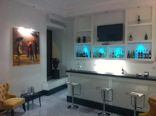Traiano Hotel - Rome - Lounge