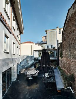 Boutique Saint Sophia - Istanbul - Patio