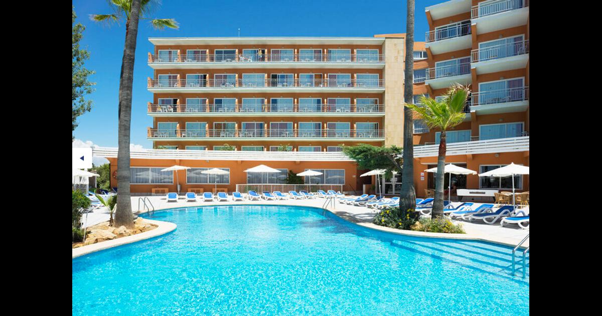 Hotel Hsm Golden Playa