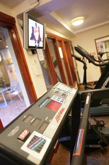 Elstead Hotel - Bournemouth - Gym