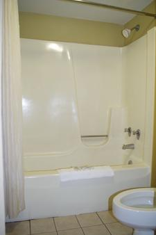 Americas Best Value Inn St. Louis Downtown - St. Louis - Bathroom