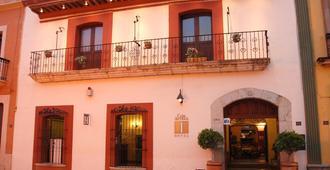 Hotel Casa Antigua - Oaxaca - Building