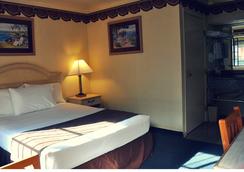 San Francisco Inn - San Francisco - Bedroom