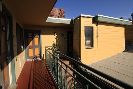 San Francisco Inn - San Francisco - Hallway