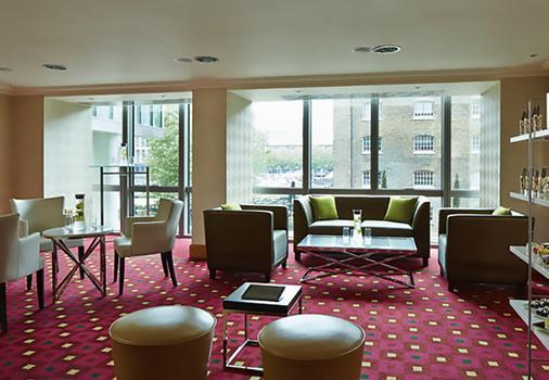Marriott Executive Apartments London, West India Quay - London - Lobby