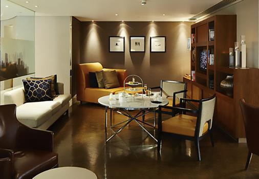 Marriott Executive Apartments London, West India Quay - London - Lounge