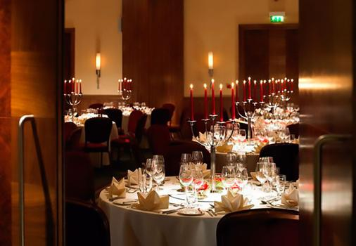 Marriott Executive Apartments London, West India Quay - London - Banquet hall